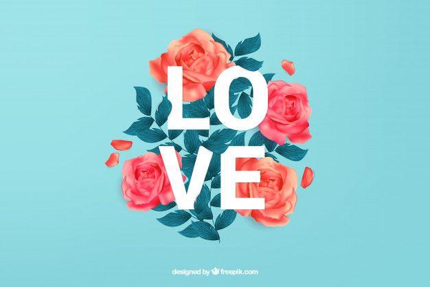 flores amorosas
