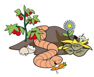 La Lombriz En La Permacultura Mi Jardín Ibérico