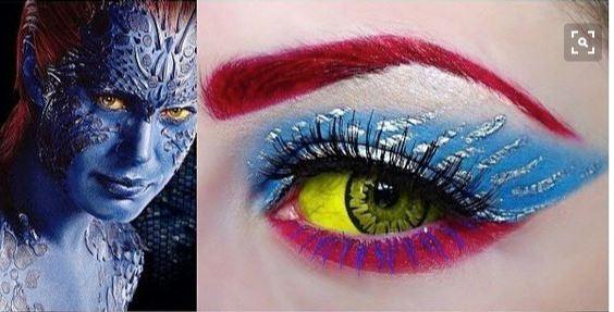 Arte en los ojos