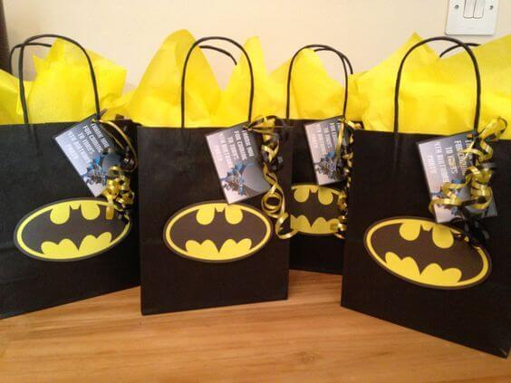 Cumpleaños de Batman
