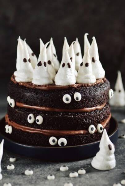 cumpleaños de fantasmas
